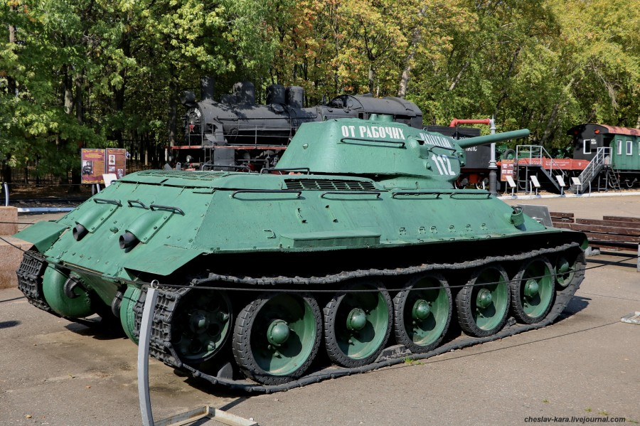 15 Т-34 _60 (Поклонная, 2019).JPG