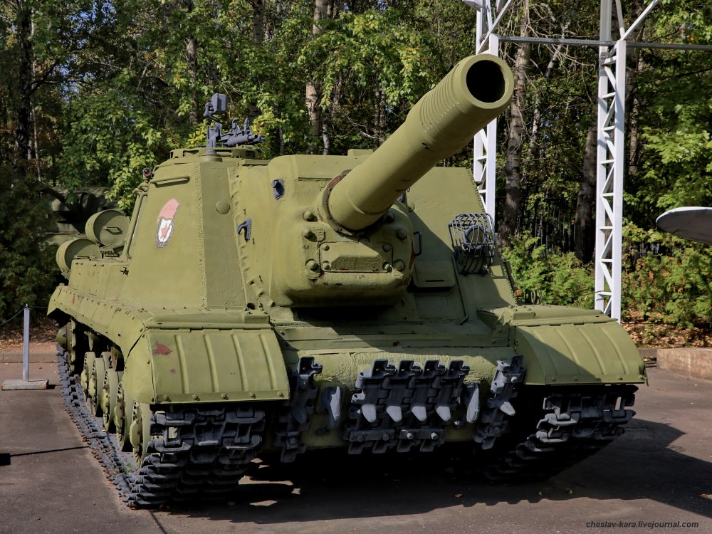 35 ИСУ-152К _10 (Поклонная, 2019).JPG
