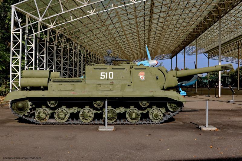 35 ИСУ-152К _50 (Поклонная, 2019).JPG