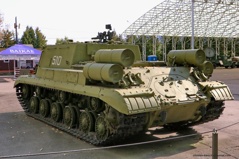35 ИСУ-152К _80 (Поклонная, 2019).JPG