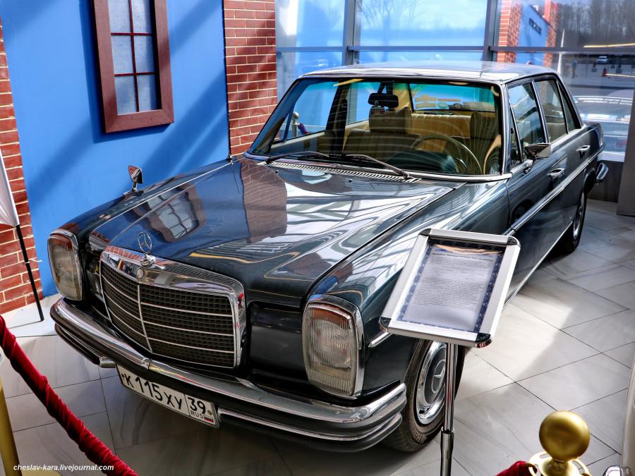 22 Mercedes-Benz W115 200D, 1973г (Храброво, март2020) _140.JPG
