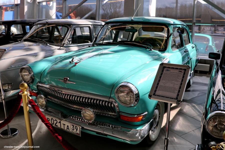 30 Волга ГАЗ-21Р, 1963г (Храброво, март2020) _310.JPG