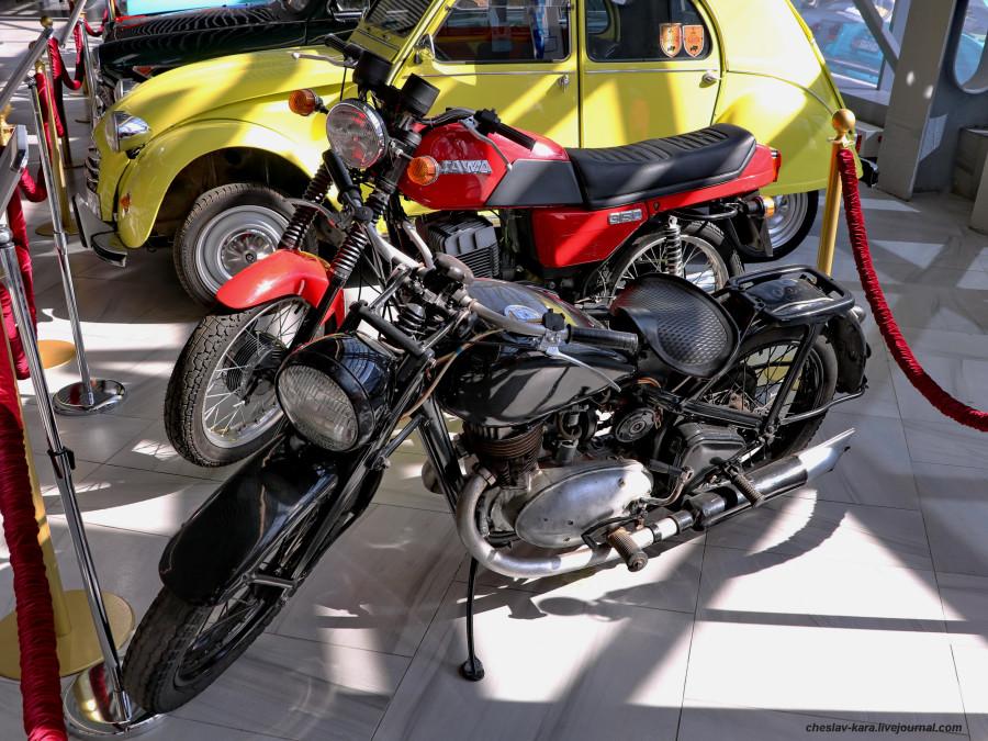 60 мотоциклы ИЖ-350 и ЯВА 350-638 (Храброво, март2020) _450.JPG