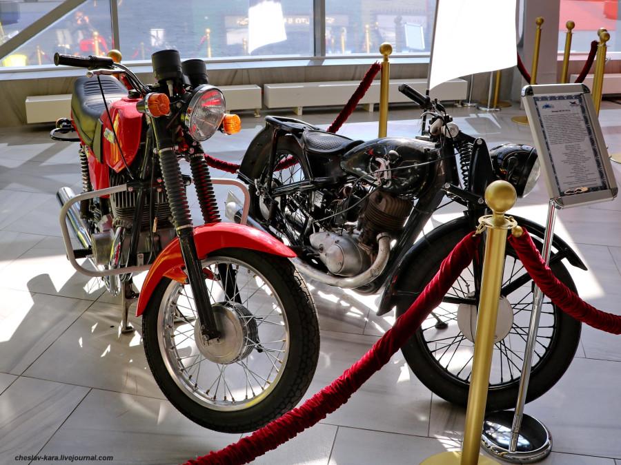 62 мотоциклы ЯВА 350-638 и ИЖ-350 (Храброво, март2020) _420.JPG