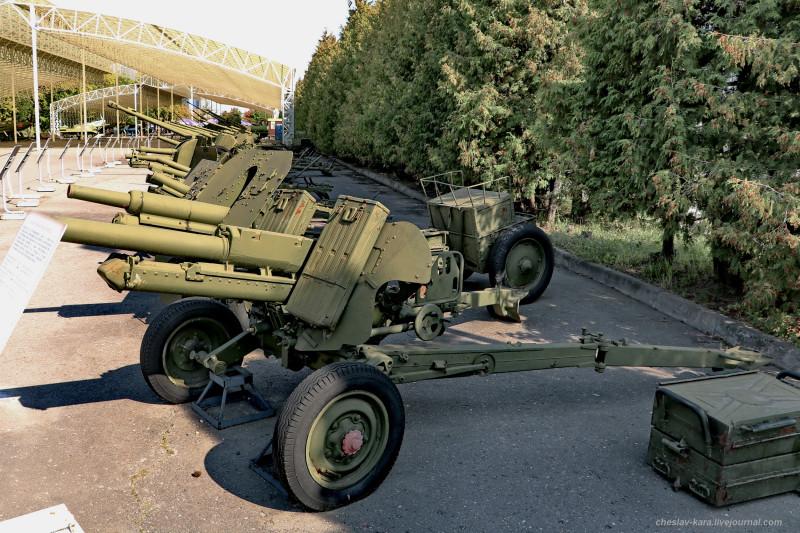 82- 76 мм горная М-99 2А2 _10 (Поклонная гора, 2019).JPG