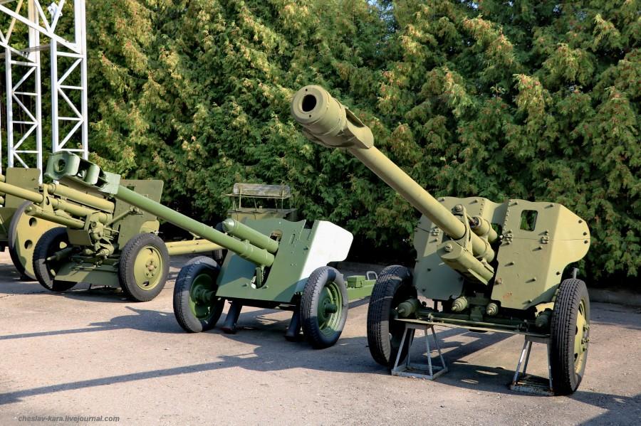 130- 76 мм БЛ-14 и М-27, опыт_30 (Поклонная гора, 2019).JPG