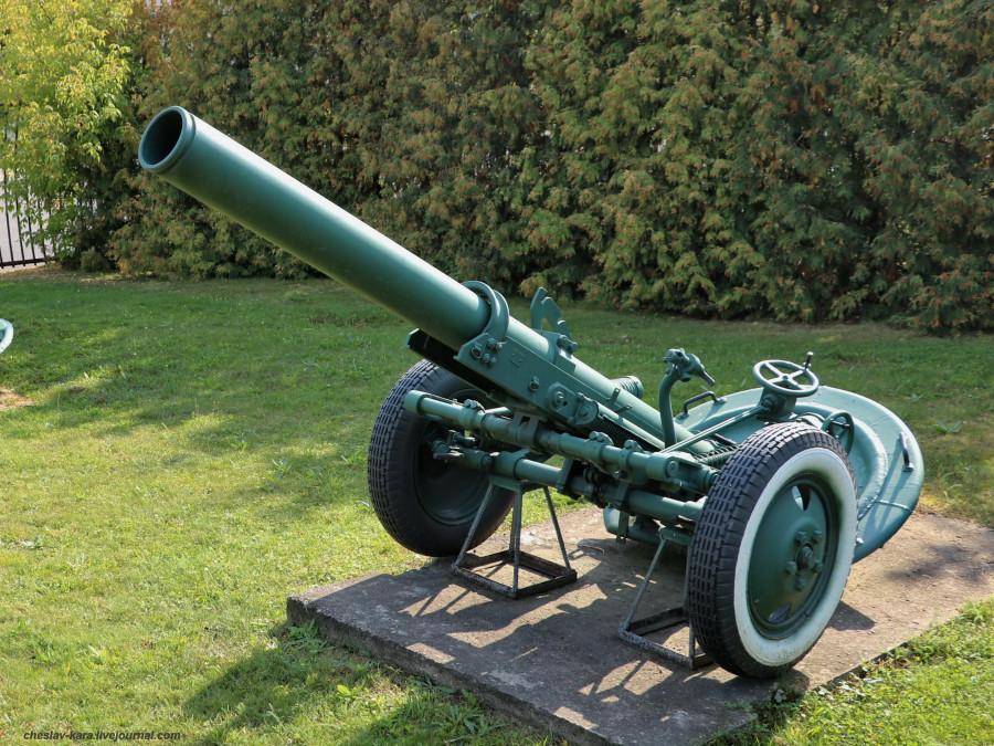 224- м 160 мм МТ-13 и 120 мм ПМ-120 _30 (Поклонная гора, 2019).JPG