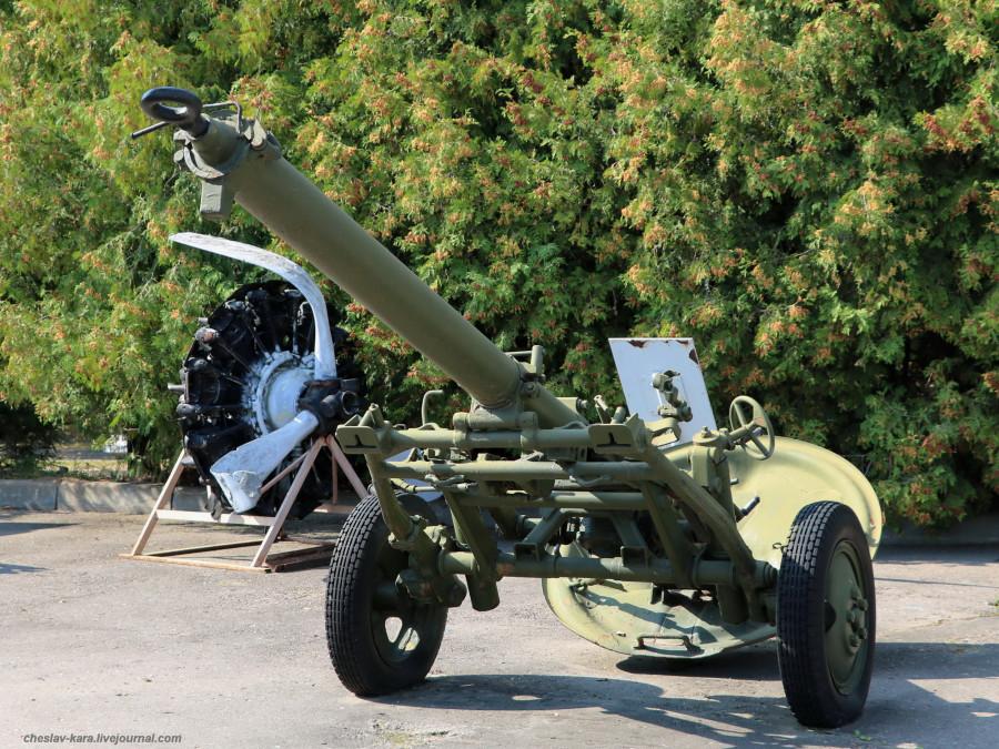 230- м 160 мм М-160 _20 (Поклонная гора, 2019).JPG