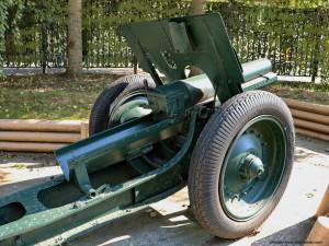 264- 122 мм обр1910-30гг _70 (Поклонная гора, 2019).JPG
