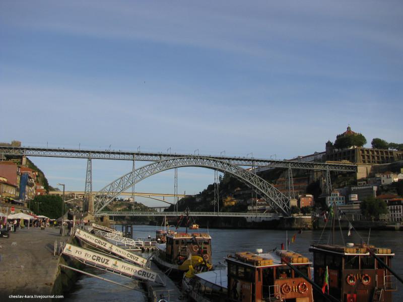 Португалия, Порту - мосты _ 1000 Ponte Luis I.jpg