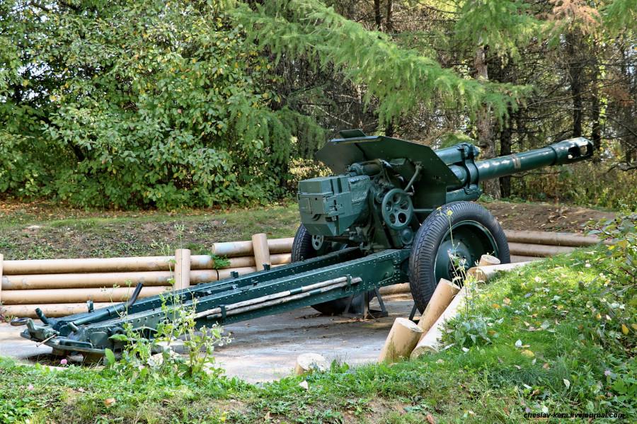 282- 152 мм Д-1 _50 (Поклонная гора, 2019).JPG