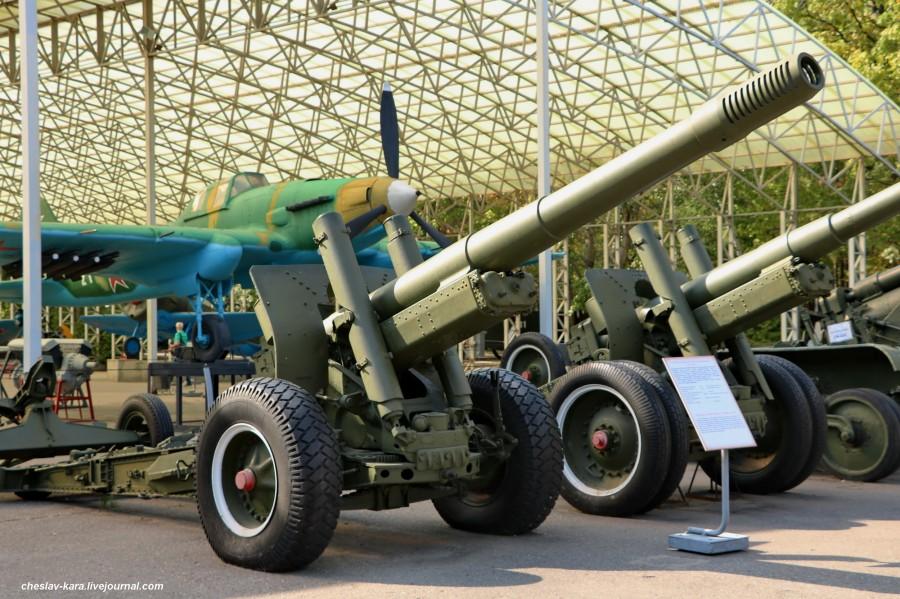 300- 152 мм МЛ-20 _40 (Поклонная гора, 2019).JPG
