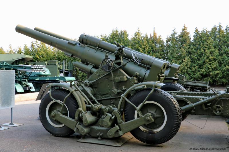 322- 203 мм Б-4М _50 (Поклонная гора, 2019).JPG