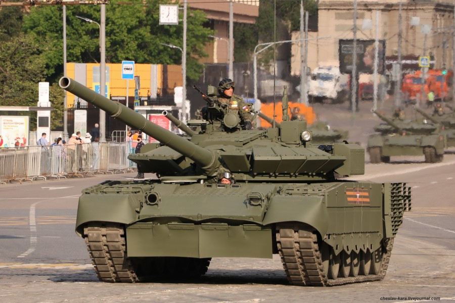 50 - Т-80БВМ (Парад Победы 2020) _200.JPG