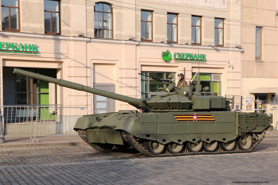 50 - Т-80БВМ (Парад Победы 2020) _280.JPG