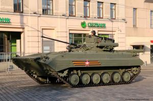 90 - БМП-2М Бережок (Парад Победы 2020) _20.JPG