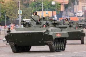 90 - БМП-2М Бережок (Парад Победы 2020) _30.JPG