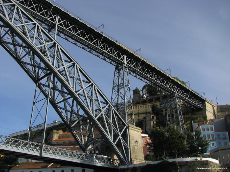 Португалия, Порту - мосты _ 1400 Ponte Luis I.jpg