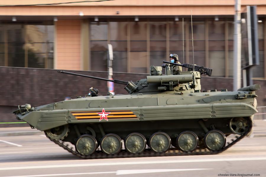 90 - БМП-2М Бережок (Парад Победы 2020) _160.JPG
