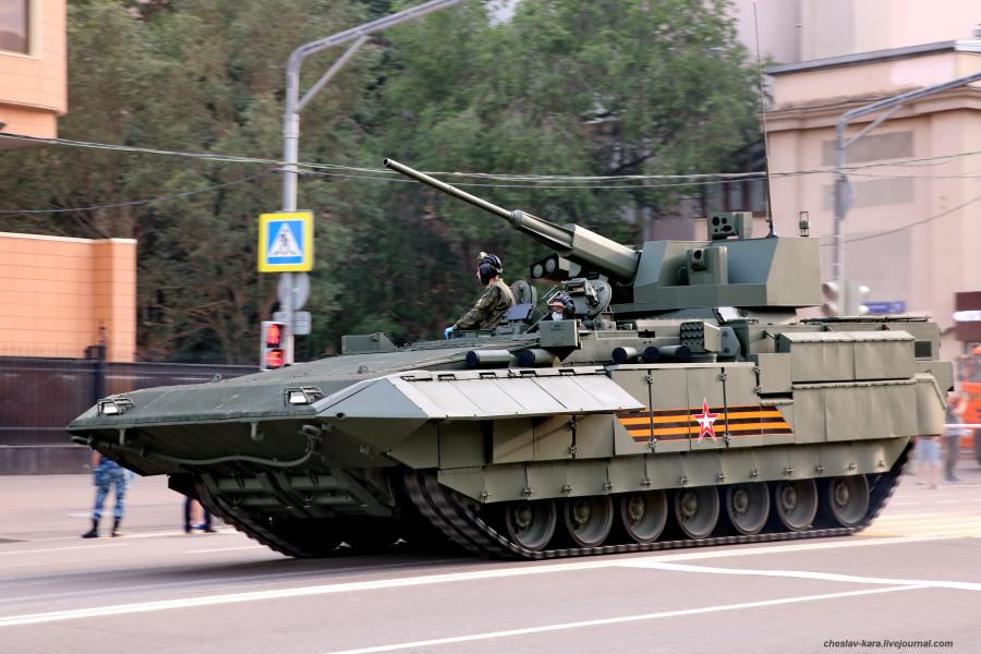130 - БМП Т-15 с  БМ Кинжал (Парад Победы 2020) _120.JPG