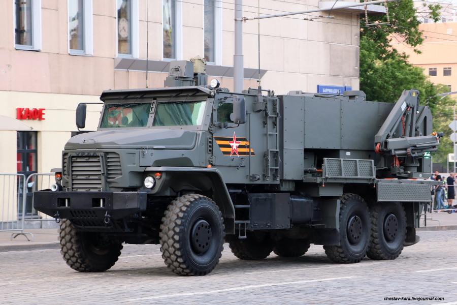 205 ТОС-2 (Парад Победы 2020) _210.JPG