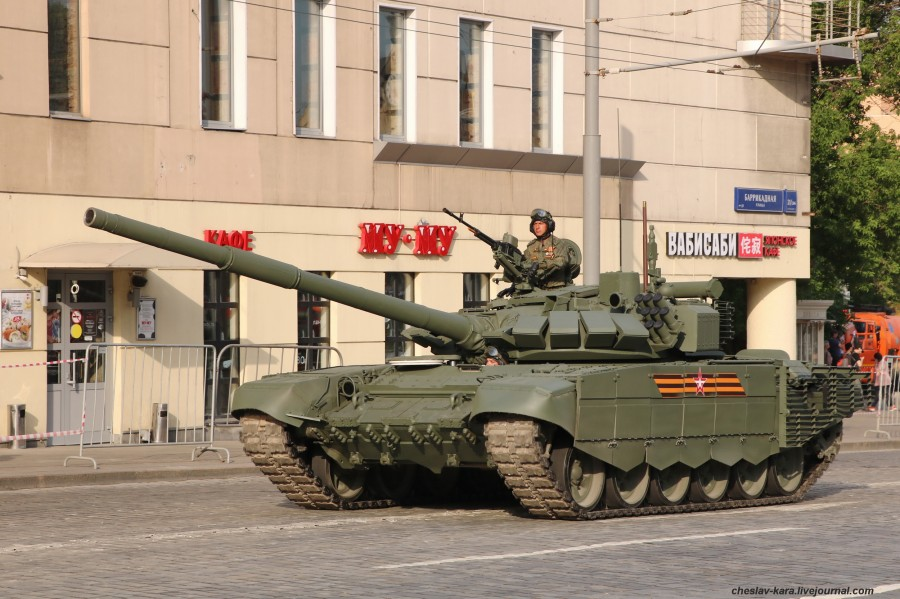 50 Т-72Б3 (Парад Победы 2020) _50.JPG