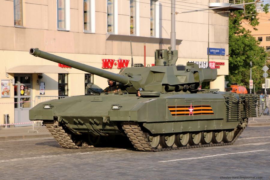 60 Т-14 Армата (Парад Победы 2020) _170.JPG