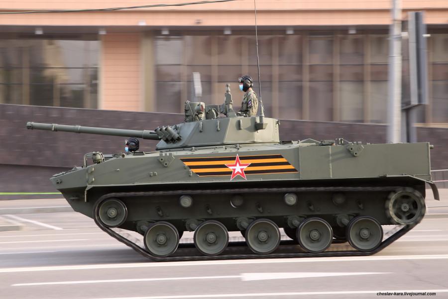 140 БМД-4М (Парад Победы 2020) _110.JPG