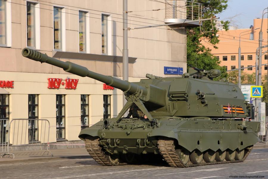 180 САУ Коалиция-СВ (Парад Победы 2020) 130.JPG