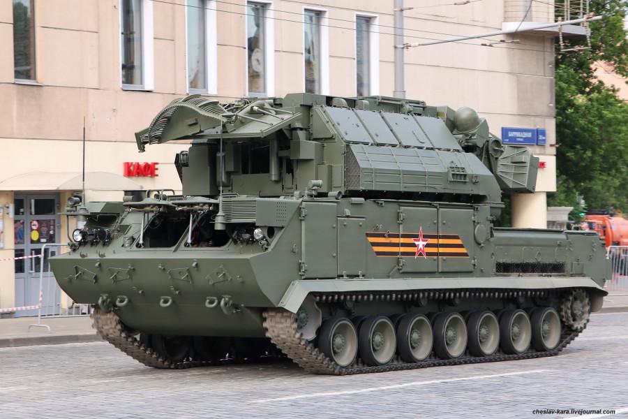 230 ЗРК Тор-М2 (Парад Победы 2020) _140.JPG