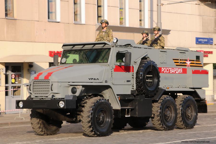 330 Урал-ВВ (Парад Победы 2020) _130.JPG