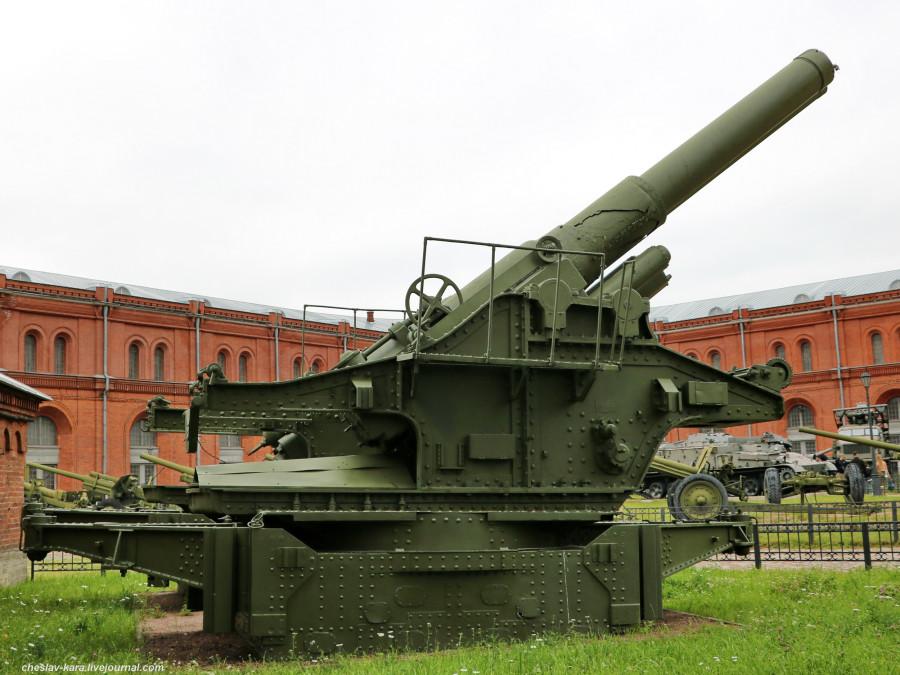 305 мм БР-18 _960 (Арт музей).JPG