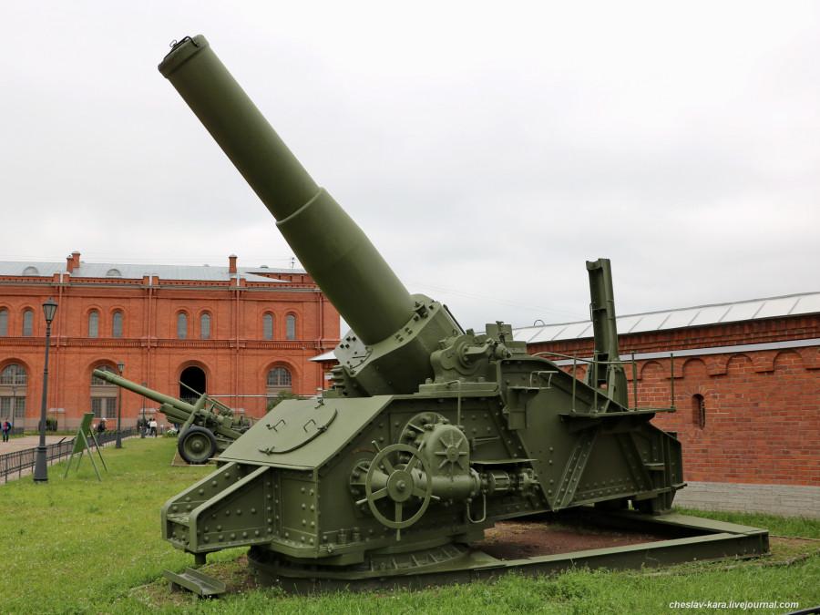 305 мм гаубица обр 1915г _652 (Арт музей).jpg