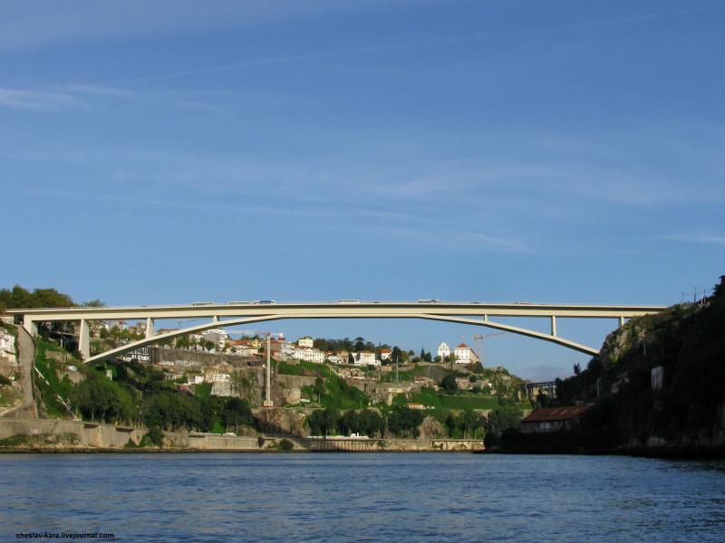 Португалия, Порту - мосты _ 1600 Ponte do Infante.jpg