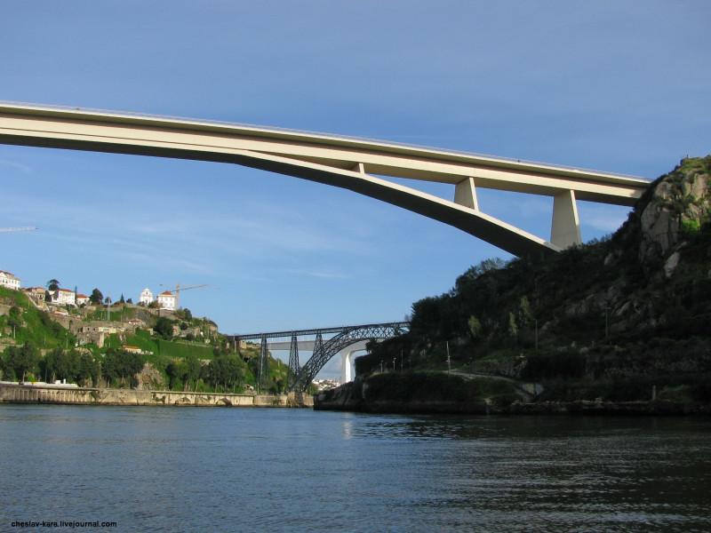 Португалия, Порту - мосты _ 1700 Ponte do Infante.jpg
