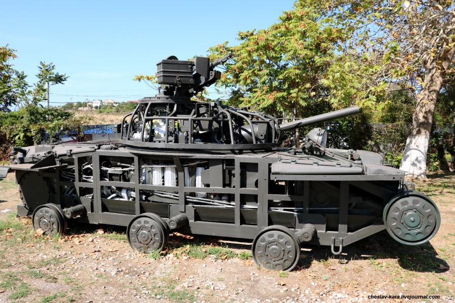 34 макет Т-64 _10  (Сев-ль, Мих бат).JPG