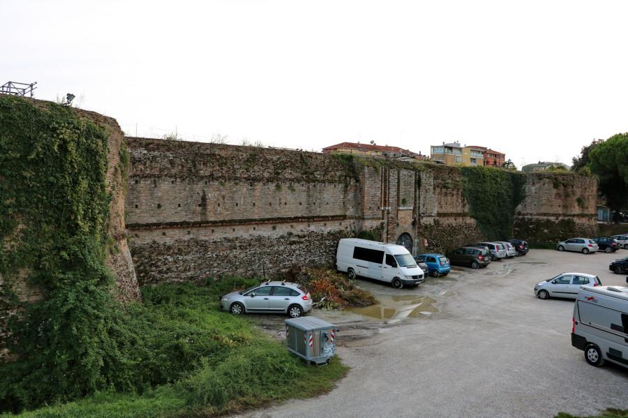 38 60 Равенна _4060 крепость Рокка Бранкалеоне.JPG