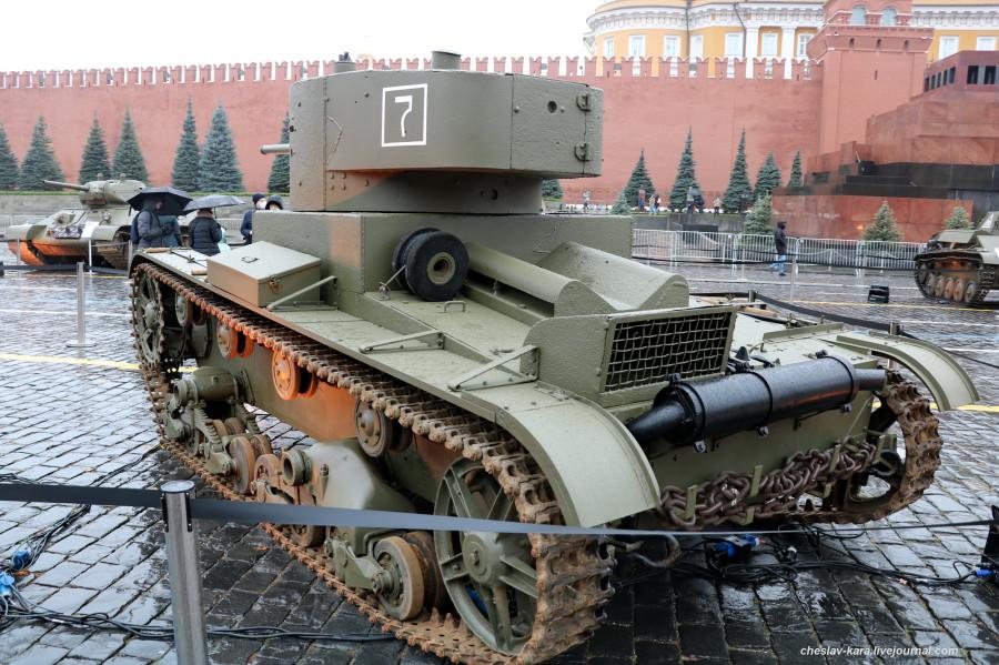 42 Т-26 _160 (Мск, КП, 8ноя2020).JPG