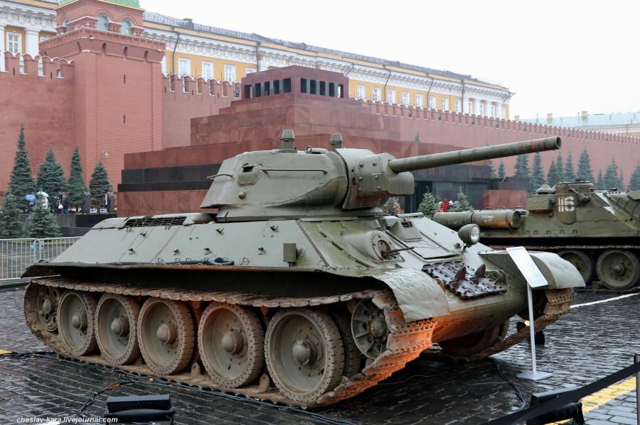 90 Т-34 (76) обр1941г _110 (Мск, КП, 8ноя2020).JPG