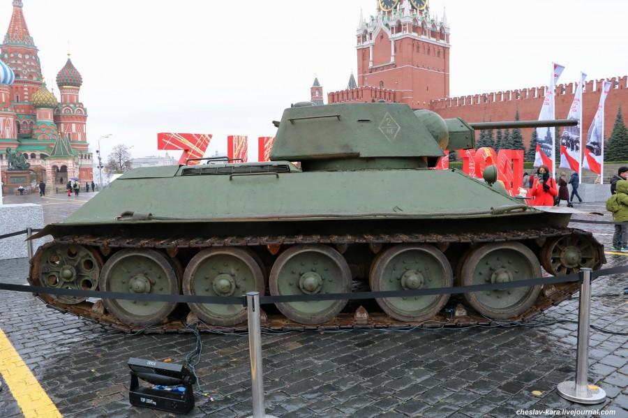 112 Т-34 (76) обр1943г _160 (Мск, КП, 8ноя2020).JPG