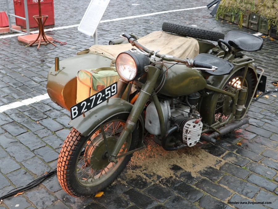 190 мотоцикл М-72 _30  (Мск, КП, 8ноя2020).JPG