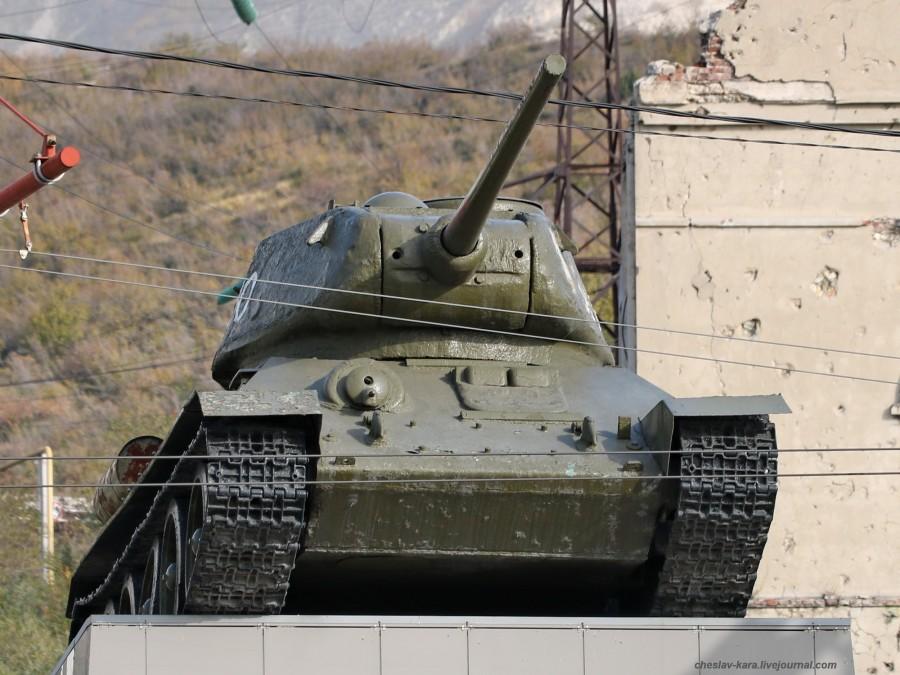 Т-34-85 (Новор-ск) _30 (2020г).JPG