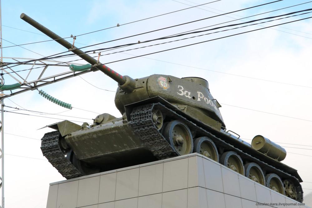 Т-34-85 (Новор-ск) _60 (2020г).JPG