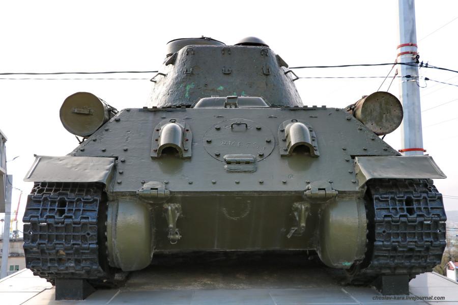 Т-34-85 (Новор-ск) _110 (2020г).JPG