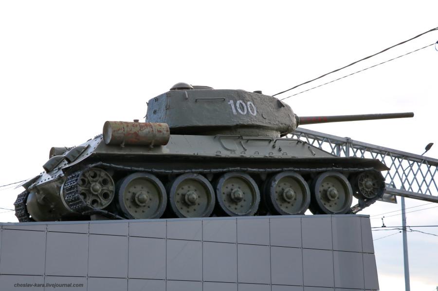 Т-34-85 (Новор-ск) _120 (2020г).JPG