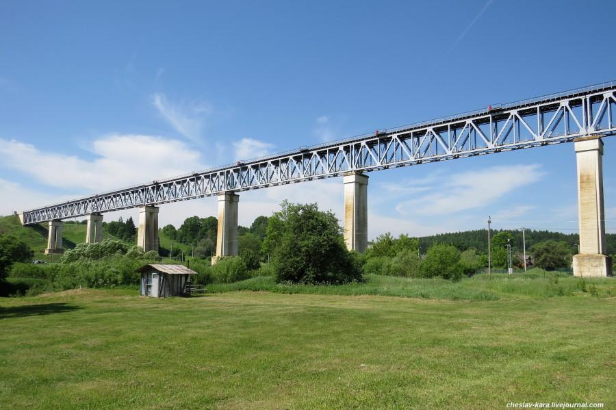 Литва, Лидувенский мост_110.JPG