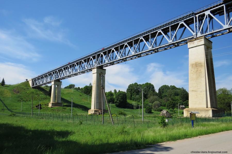 Литва, Лидувенский мост_170.JPG