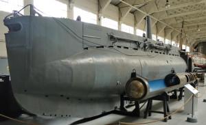 Великобритания - СМПЛ X-51 Stickleback _2.jpg