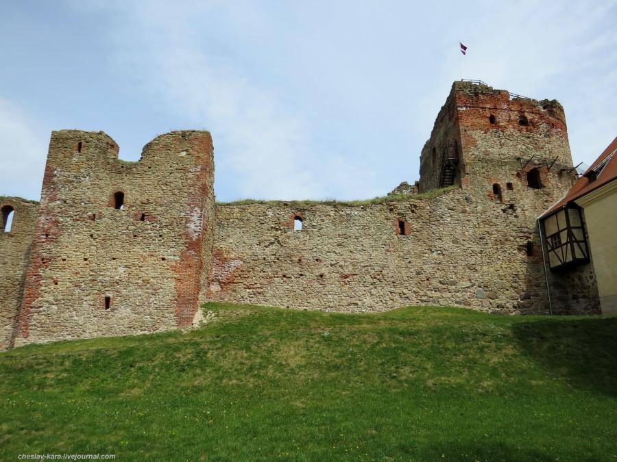 Бауска - замок _1720.JPG