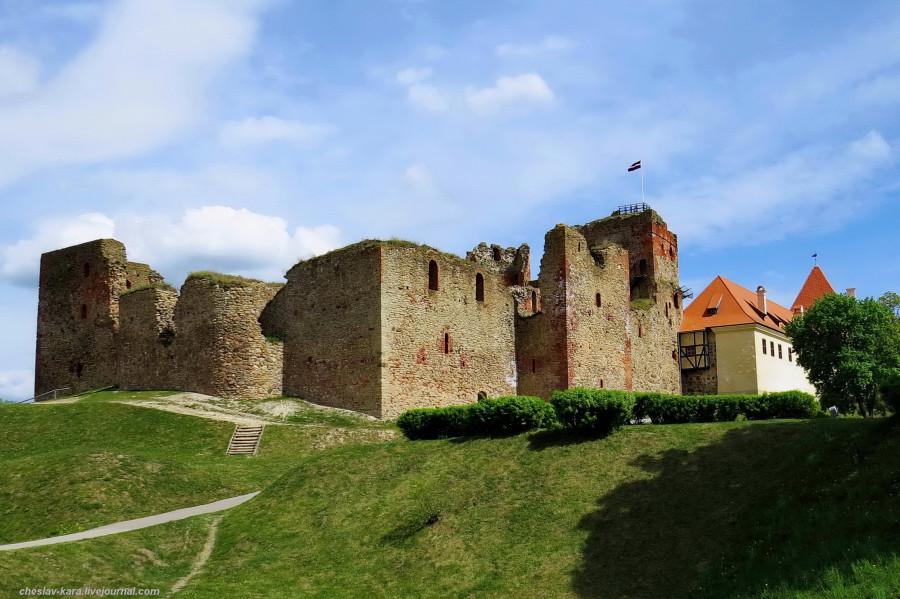Бауска - замок _1156.jpg